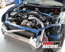 Crawford Performance & AHT Garage - Project Subaru BRZ
