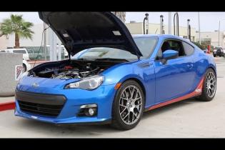 Embedded thumbnail for Turbo BRZ Review | +100 Crawford Turbo Kit